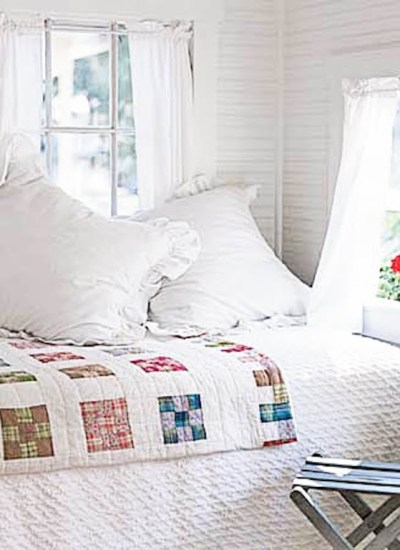 The Nine-Patch Block – a Sew, You've Always Wanted To Quilt Guest Post