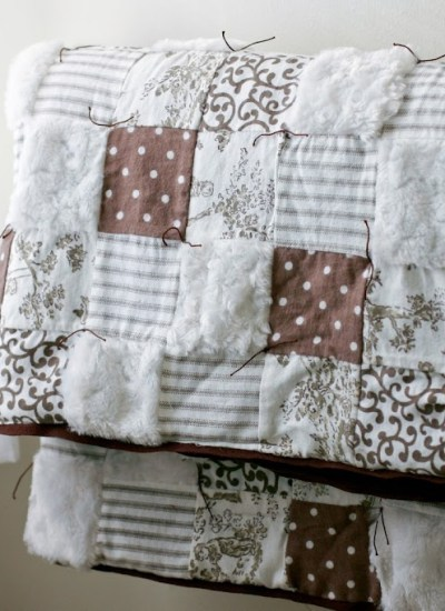 A Shortcut Quilt–a finish fifty project