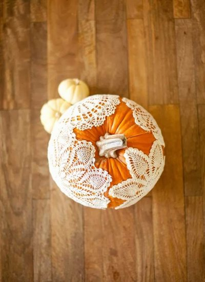 If I Had More Hours . . . Pretty Pumpkins