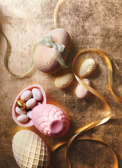 Vintage Sugar Eggs DIY