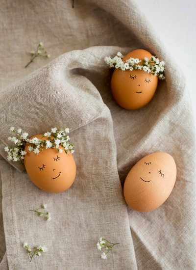 Favorite Easter Craft Projects from Flax & Twine