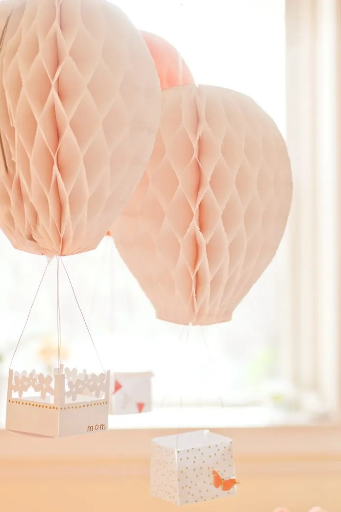 hot air balloon party decor-9854