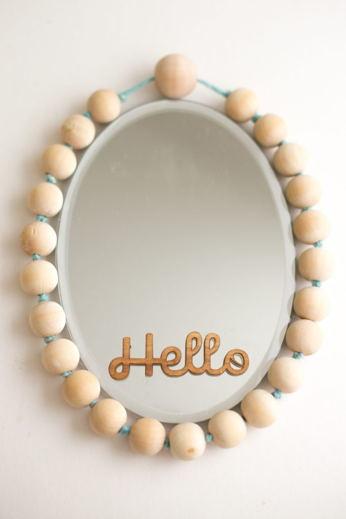 beaded mirror cork and pushpin-2592