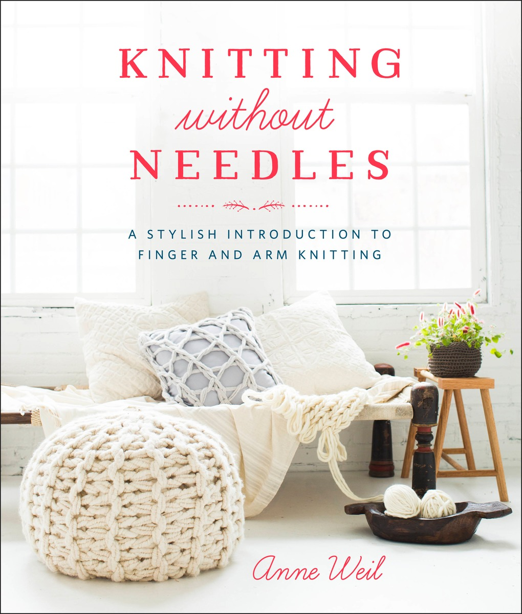 Knitting Without Needles Tutorial : Knitting without needles get arm video tutorial