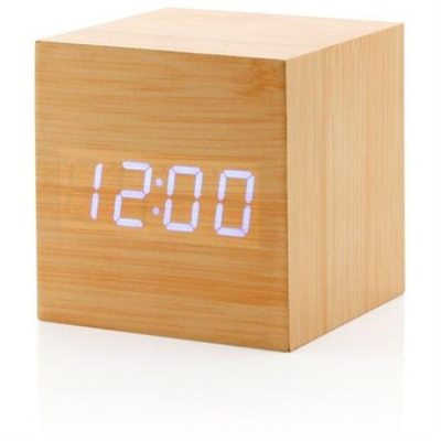 square woodend alarm clock