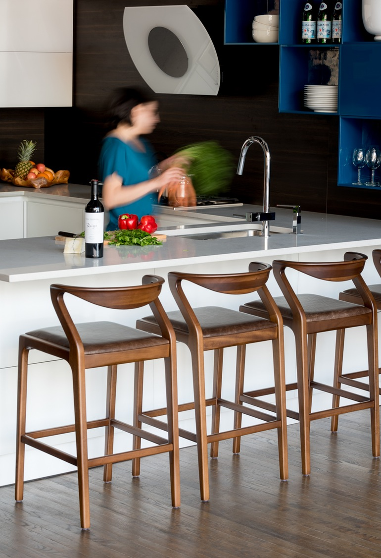10 Best Modern Counter Stools & 10 Best Modern Counter Stools - Life on Elm St - Flax u0026 Twine islam-shia.org