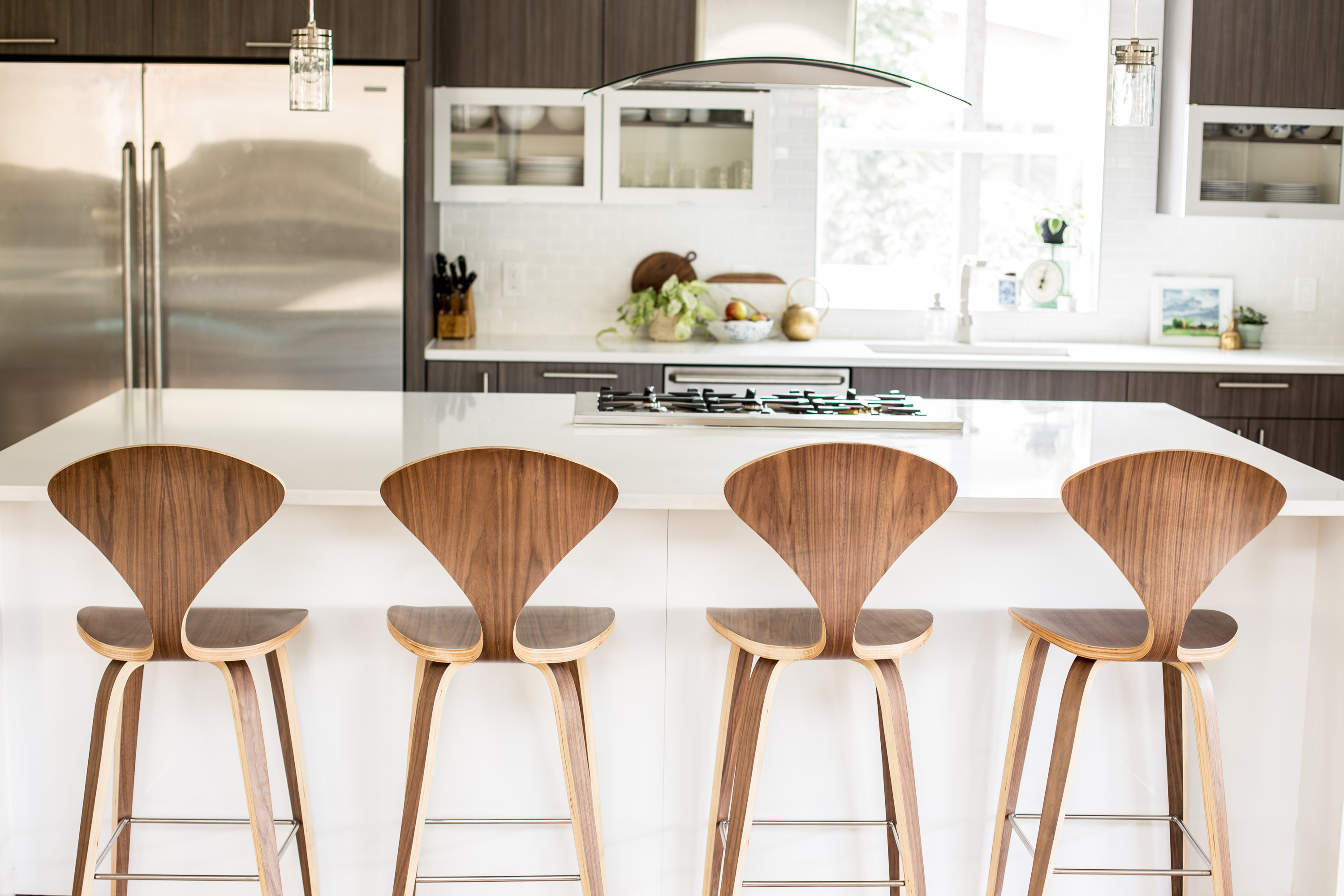 Mid Century Style Counter Stools From Rove Flax Amp Twine