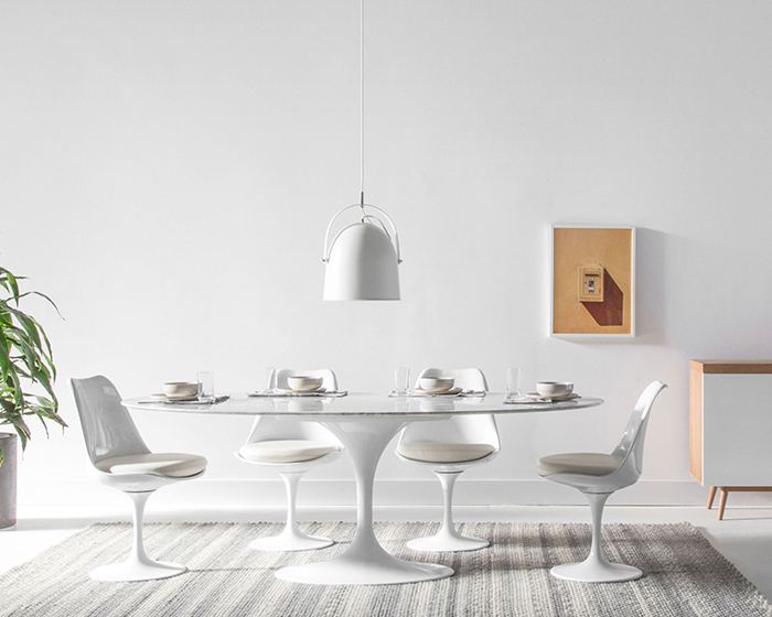 Oval Tulip Table · 12 Best Modern Dining Tables