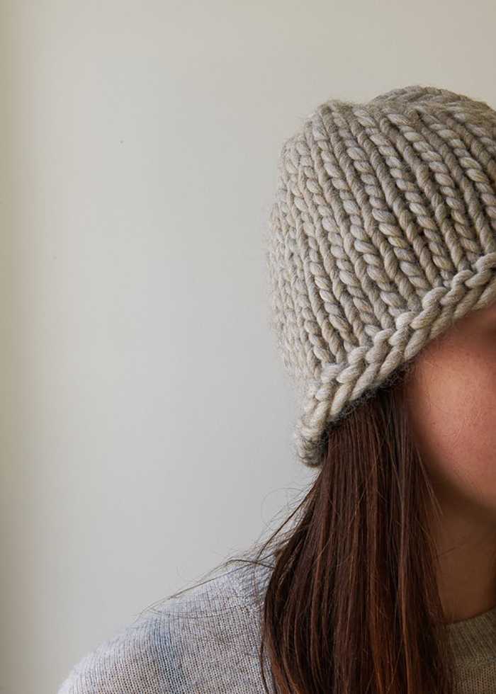 d40aaf13c Only the Best Knit Hat Patterns - Flax   Twine