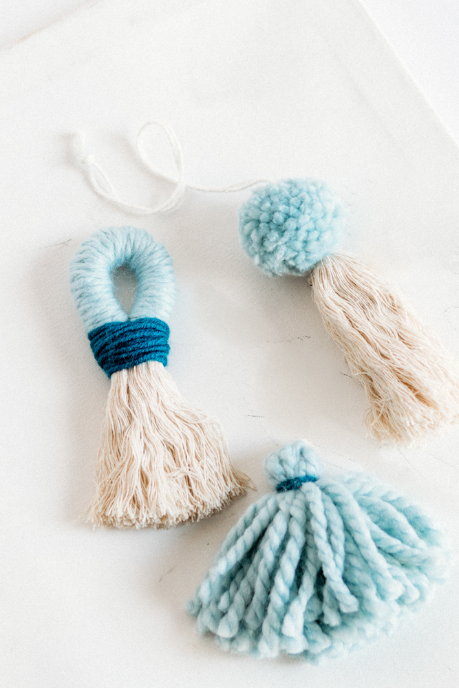 How to Make a Keyhole Tassel