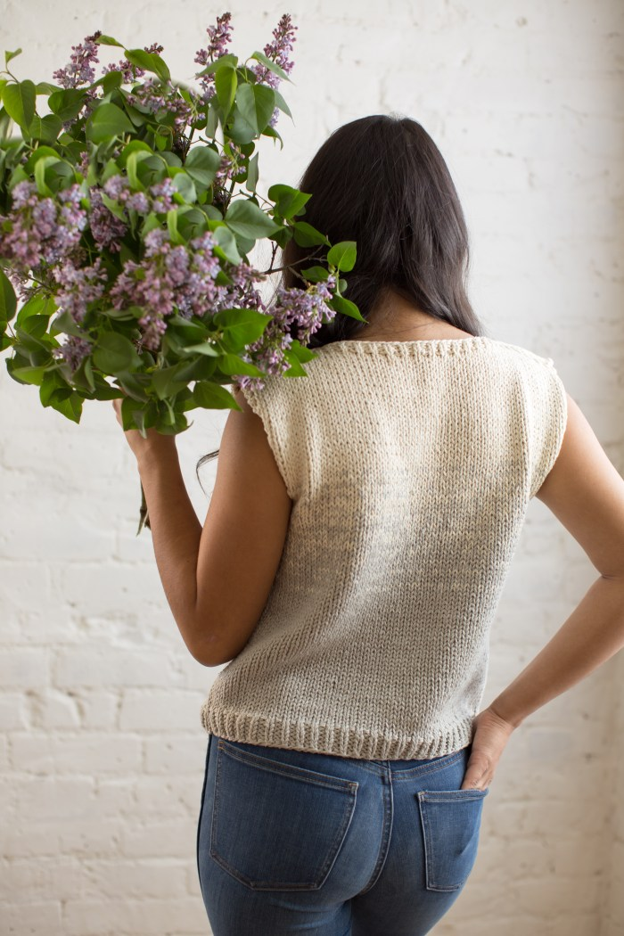 Knit T-shirt Free Pattern and VIDEO!
