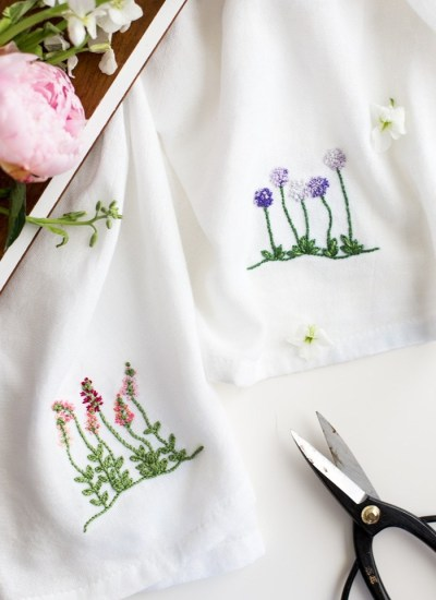 Five Summer Craft Projects without a Lapful of Wool