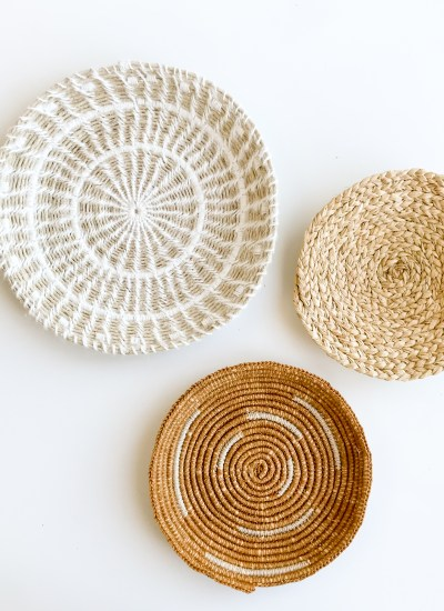 Learning Basket Weaving with Anne and The Crafter's Box