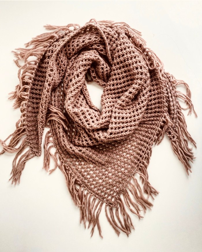 Ranta Scarf by We Are Knitters