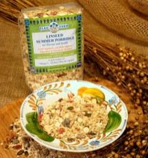 Summer Linseed Porridge