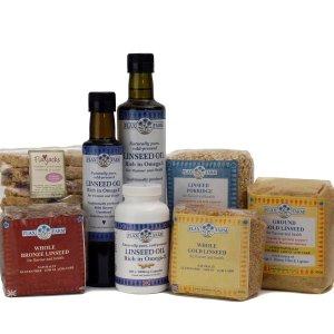 Flax Farm gluten-free foods