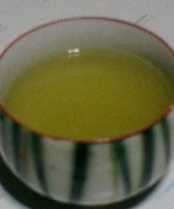 Bowl of Nokcha Organic Green Tea