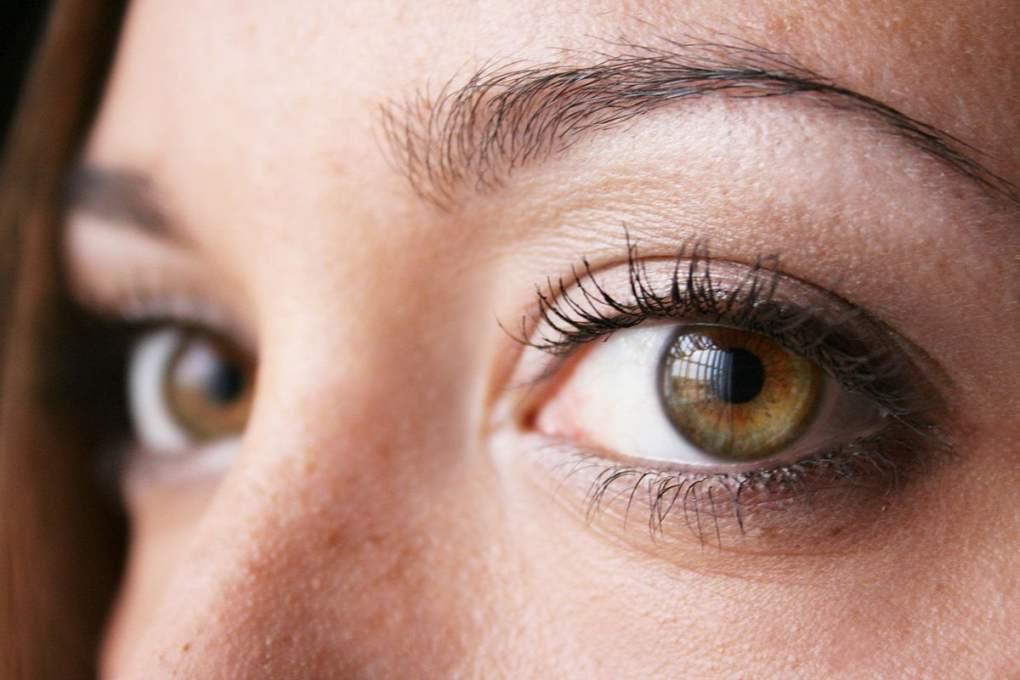 Hazel-green-eye