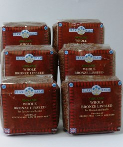 Whole Bronze Linseed UK