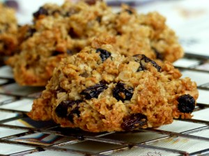 Gluten-free, linseed wheat-free flax rock cake recipe