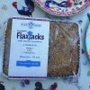 Triple Ginger Bake@Home Flaxjacks