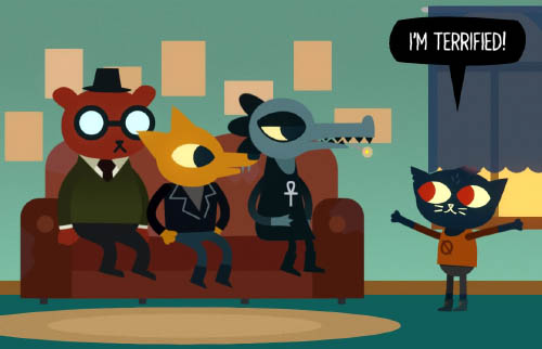 Game Review Night In The Woods Flayrah