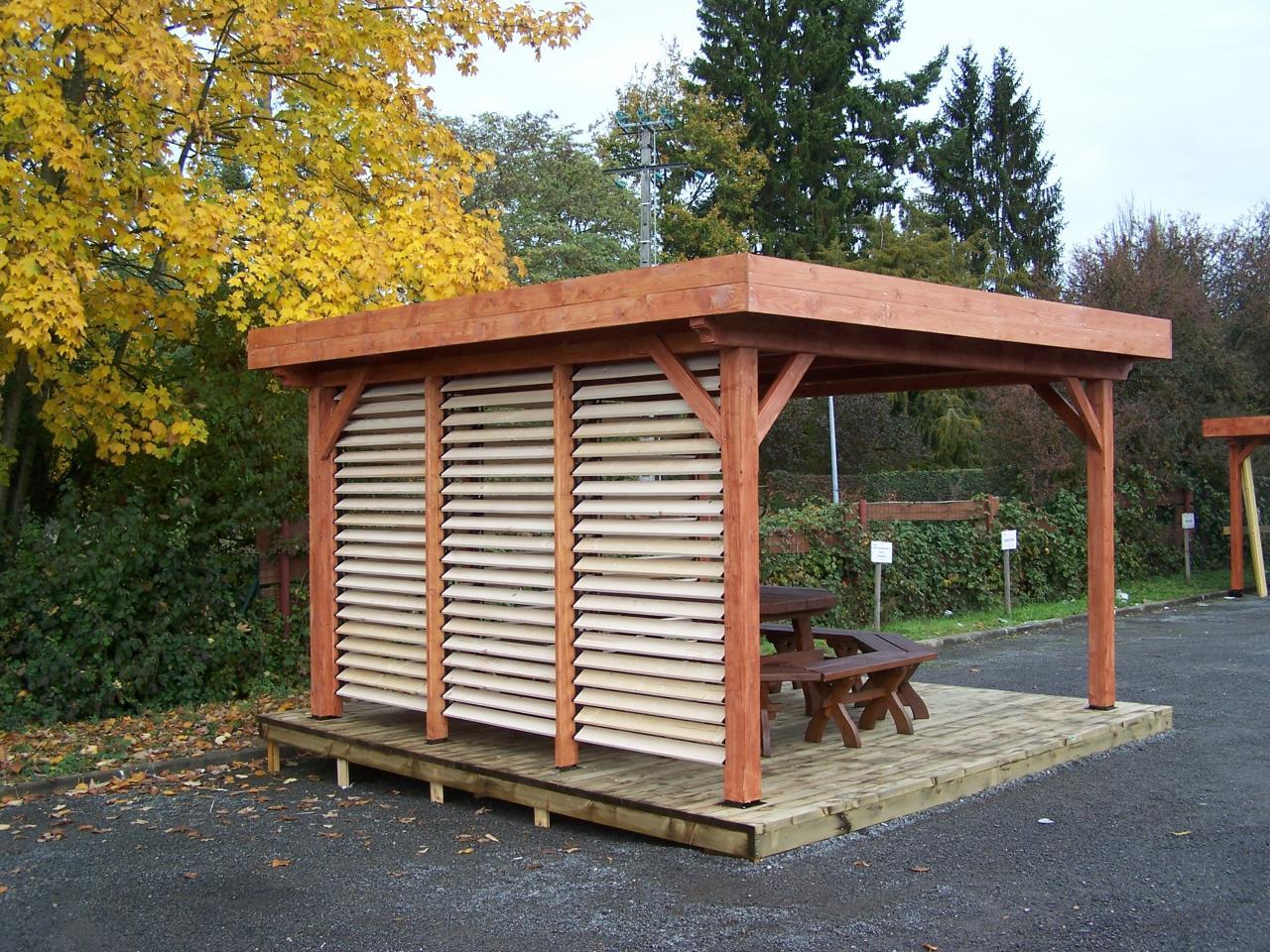 vente de mobilier de jardin dans l eure abris pergolas carports en bois