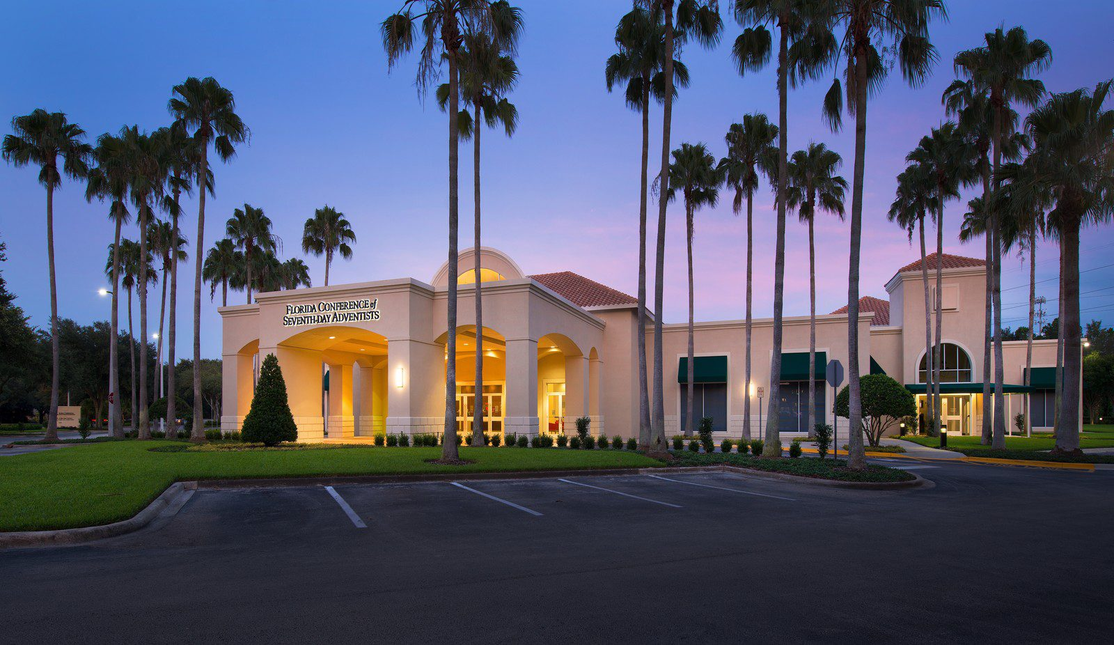 FL Conf Building
