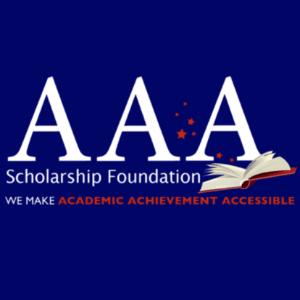 AAA Scholarship Logo