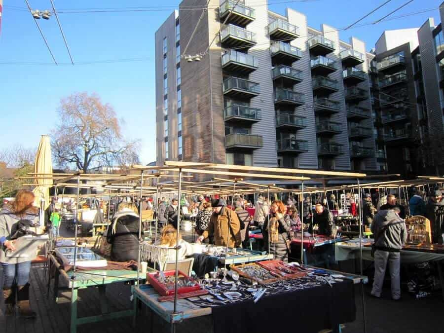 Car Dealers Toronto >> Bermondsey Market - fleamapket: the best flea markets