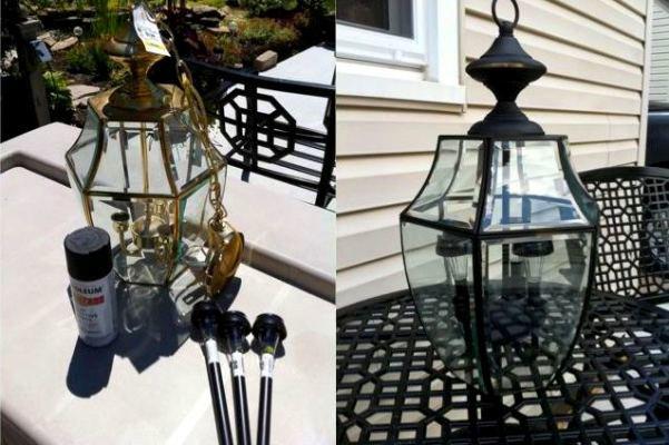 Ann Elias's garden cloche
