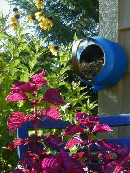 My Teapot Nesting House...