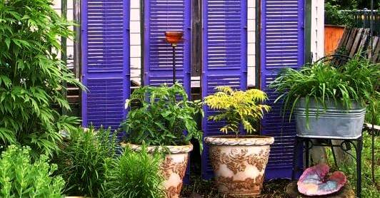 10 ways with shutters