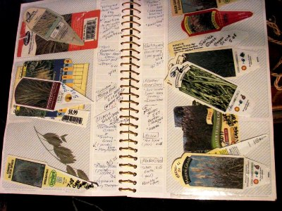 Jeanne Sammons' garden journal