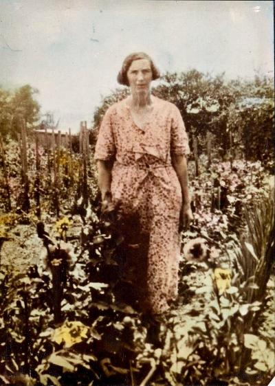 Shirley Carlen's grandma