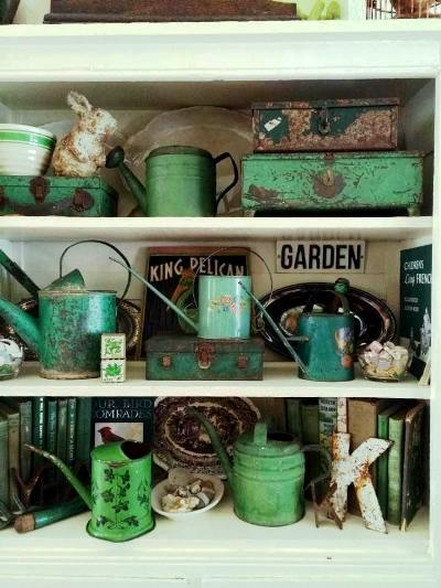 Katrina Lounsbury's collectibles