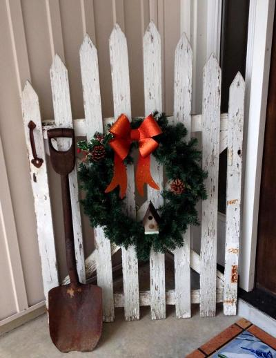 Kim Trudo's gate