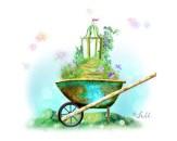 stephie wheelbarrow