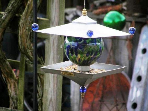 Rob Ryan snapped up this bargain bird feeder