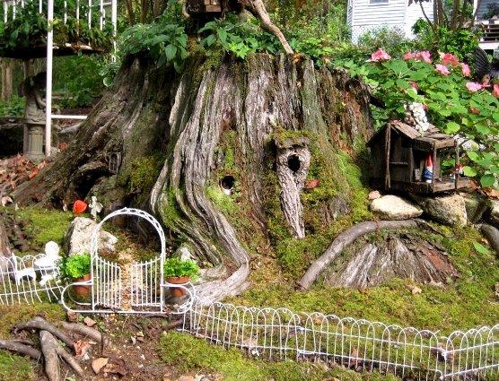 Barbara Stanley's ultimate fairy tree