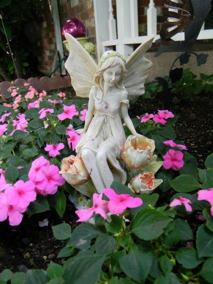 LoriAnne Ross's graceful fairy