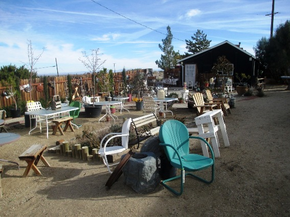 Which do you like best, Motel chairs or Adirondack