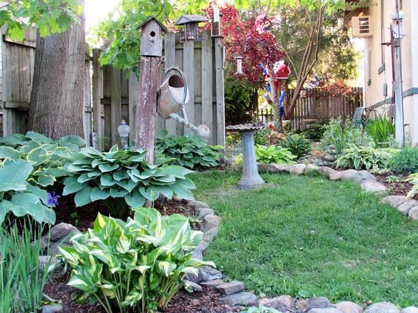 The Hosta Garden