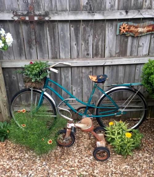 Brenda Townzen's bicycle vignette