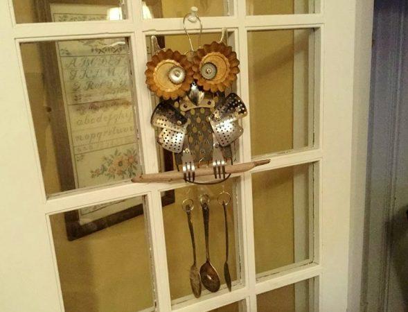 Debbie Shaule An owl that I made