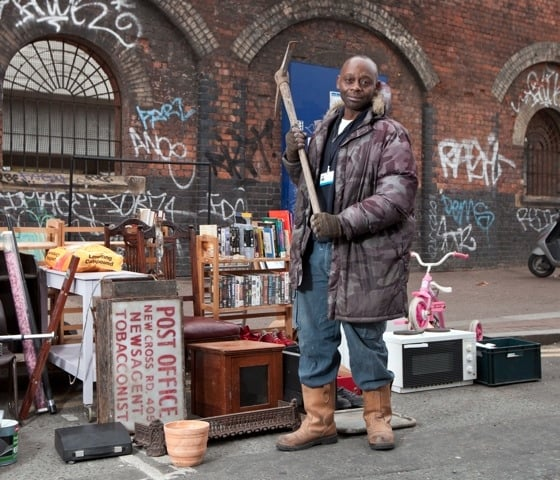 Brick Lane Market 5