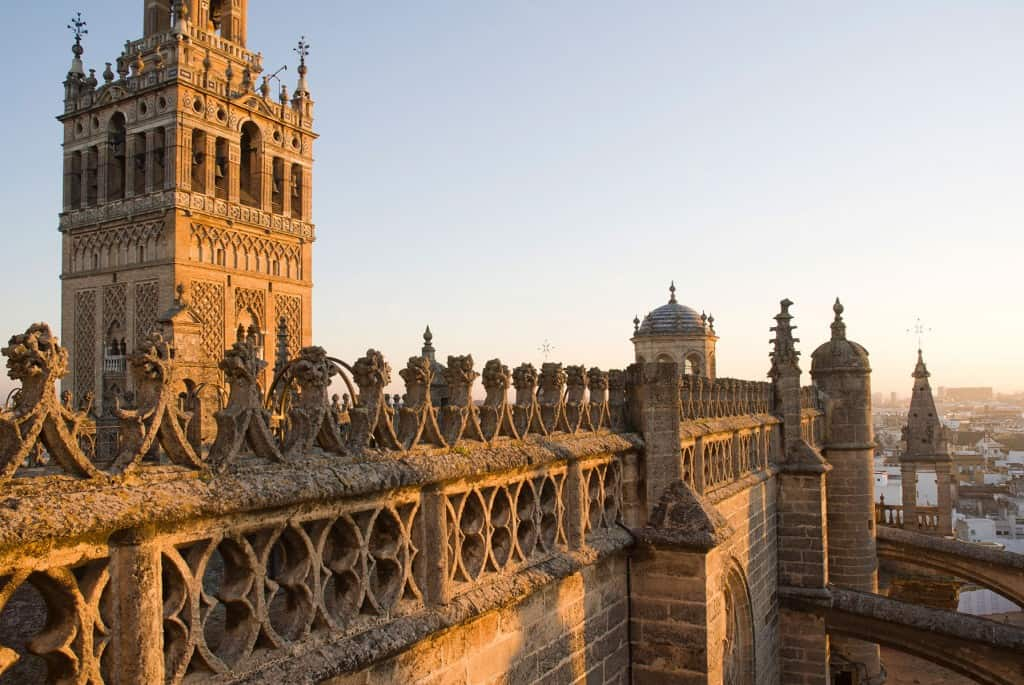 Seville flea market