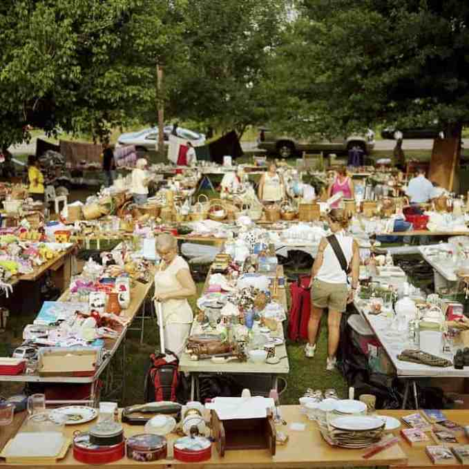 Greg Ruffing yard sales