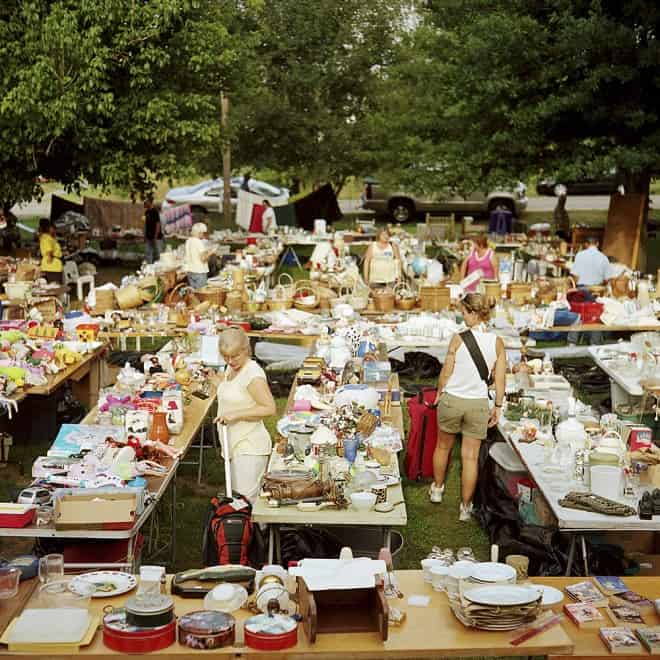 Top 20 Flea Markets In The Us