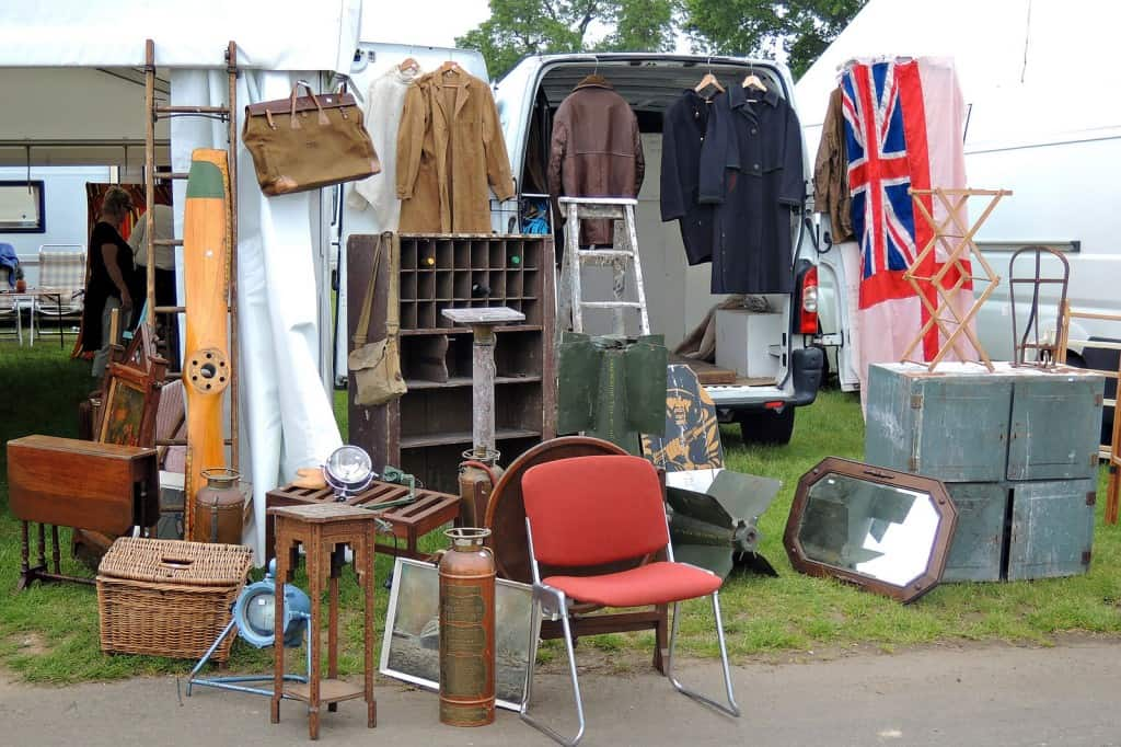 Ardingly International Antiques and Collectors Fair © FraserElliot